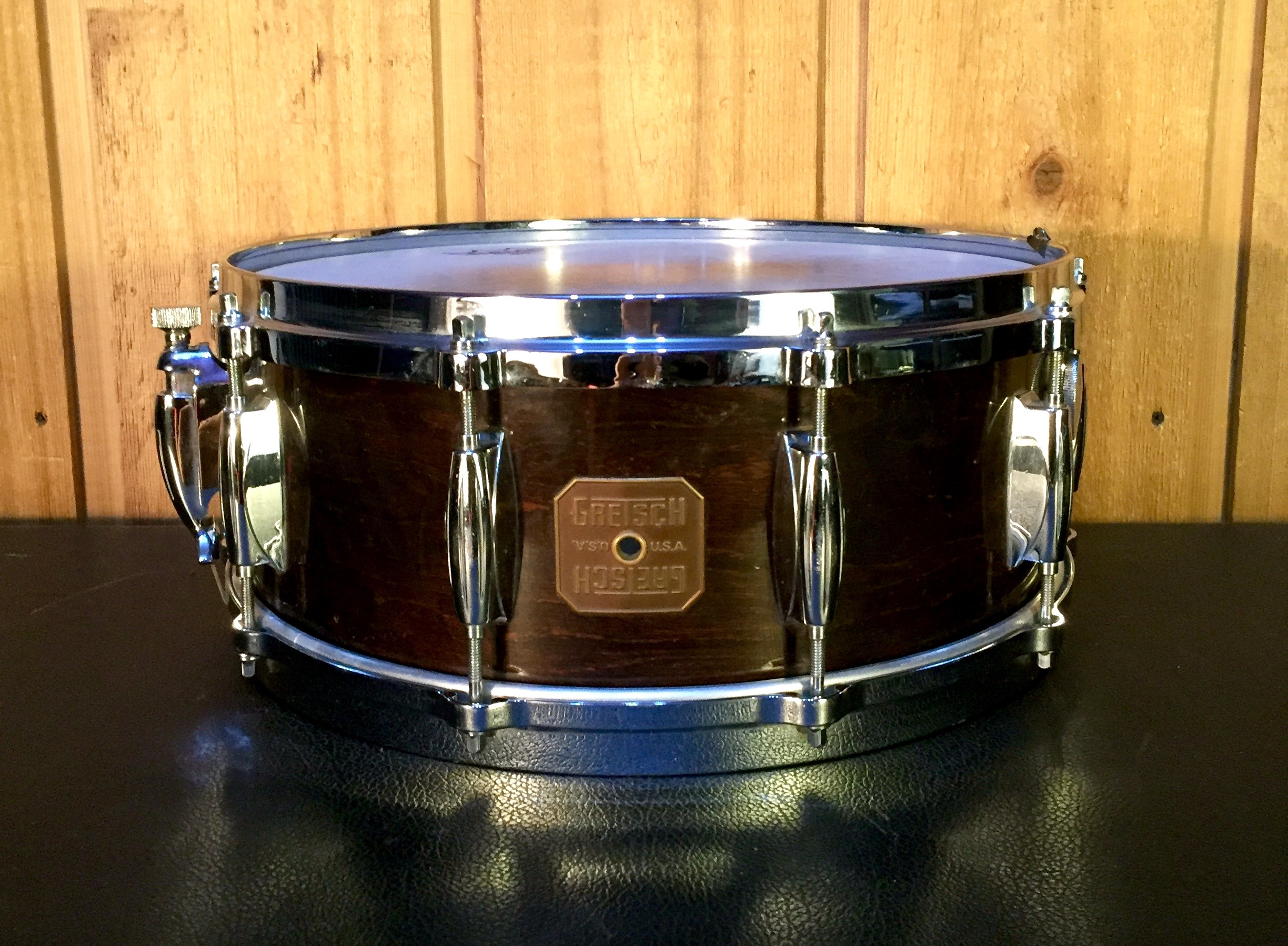 Gretsch Maple Square Badge Snare