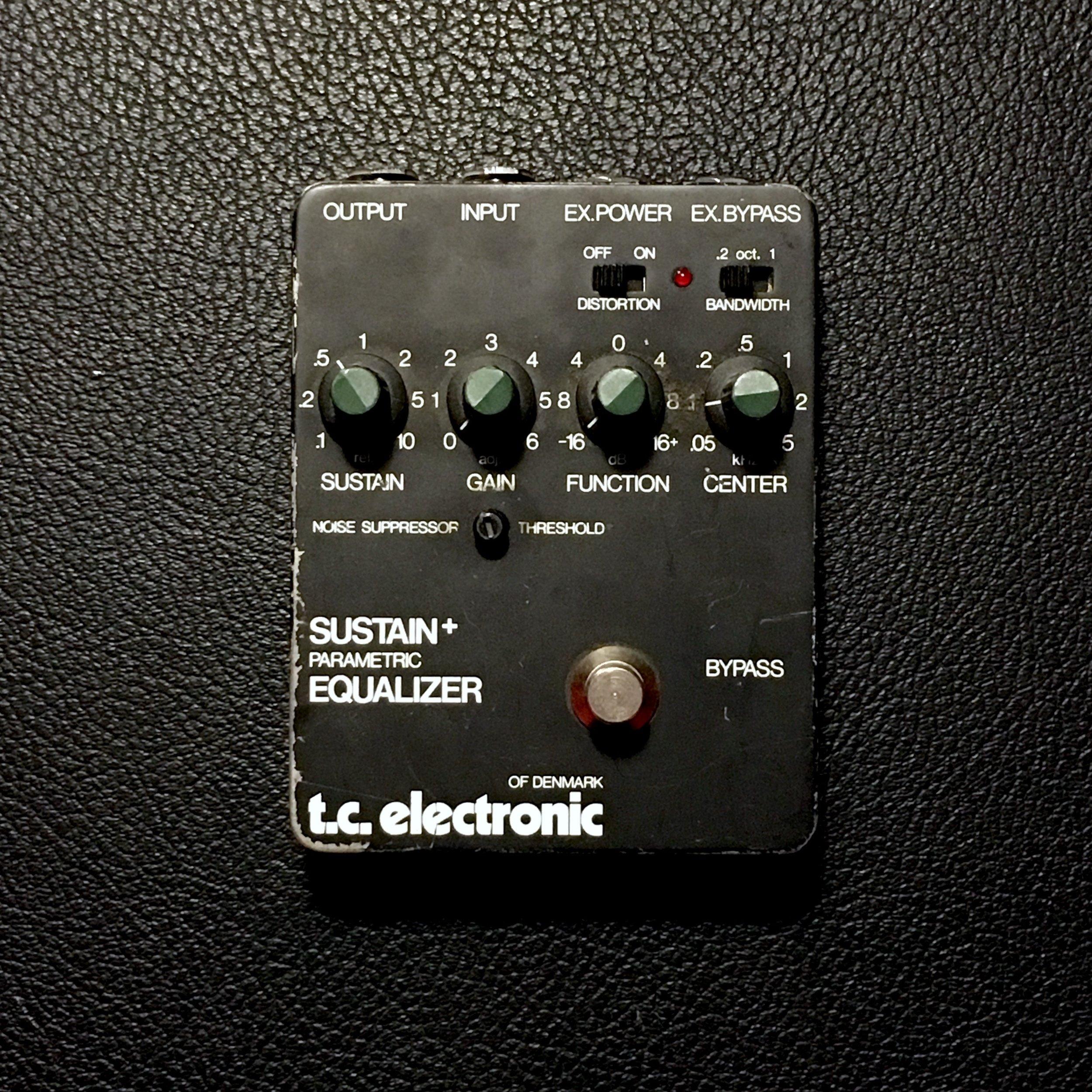 TC Electronic Parametric EQ