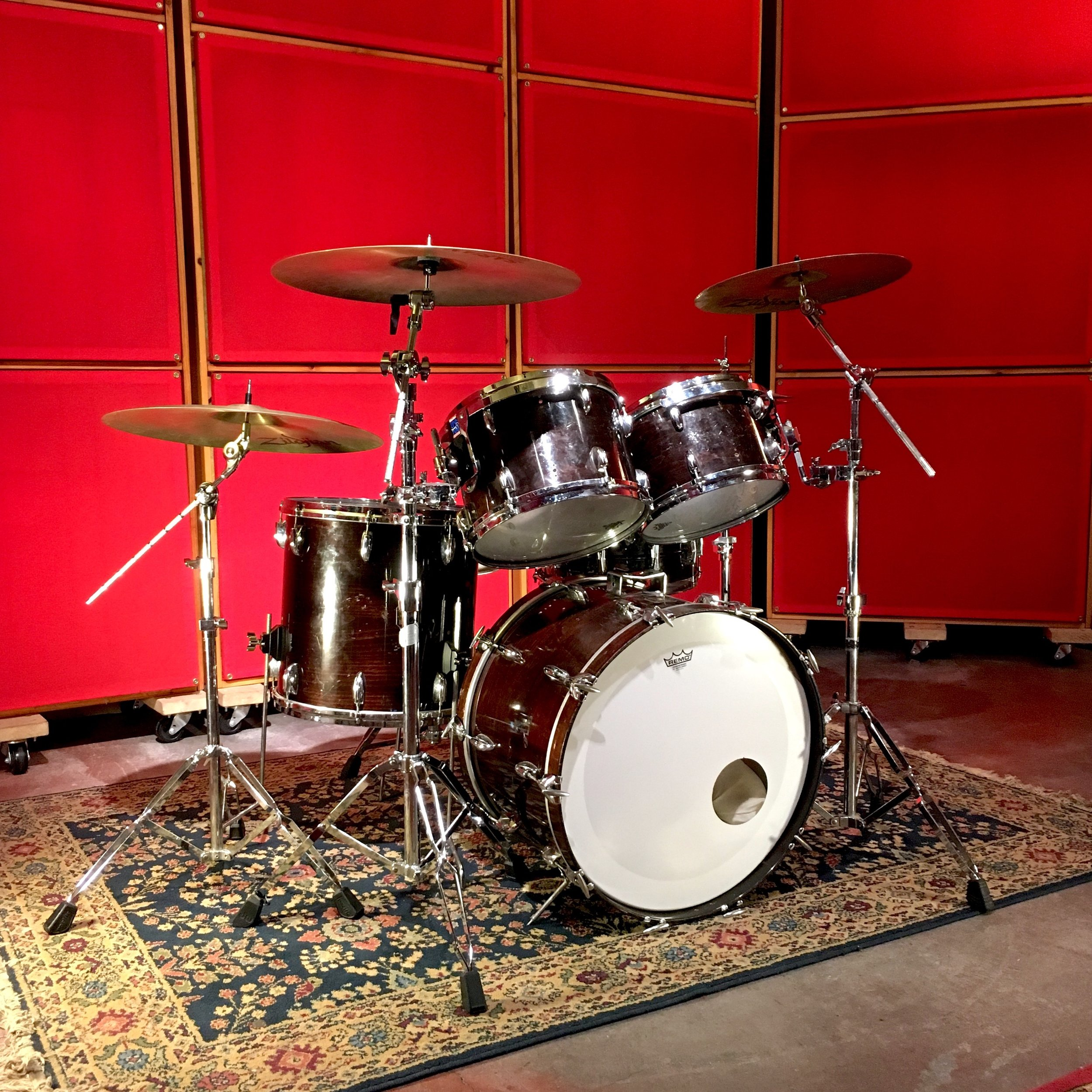 "Gretsch ""Square Badge"" Maple Kit"