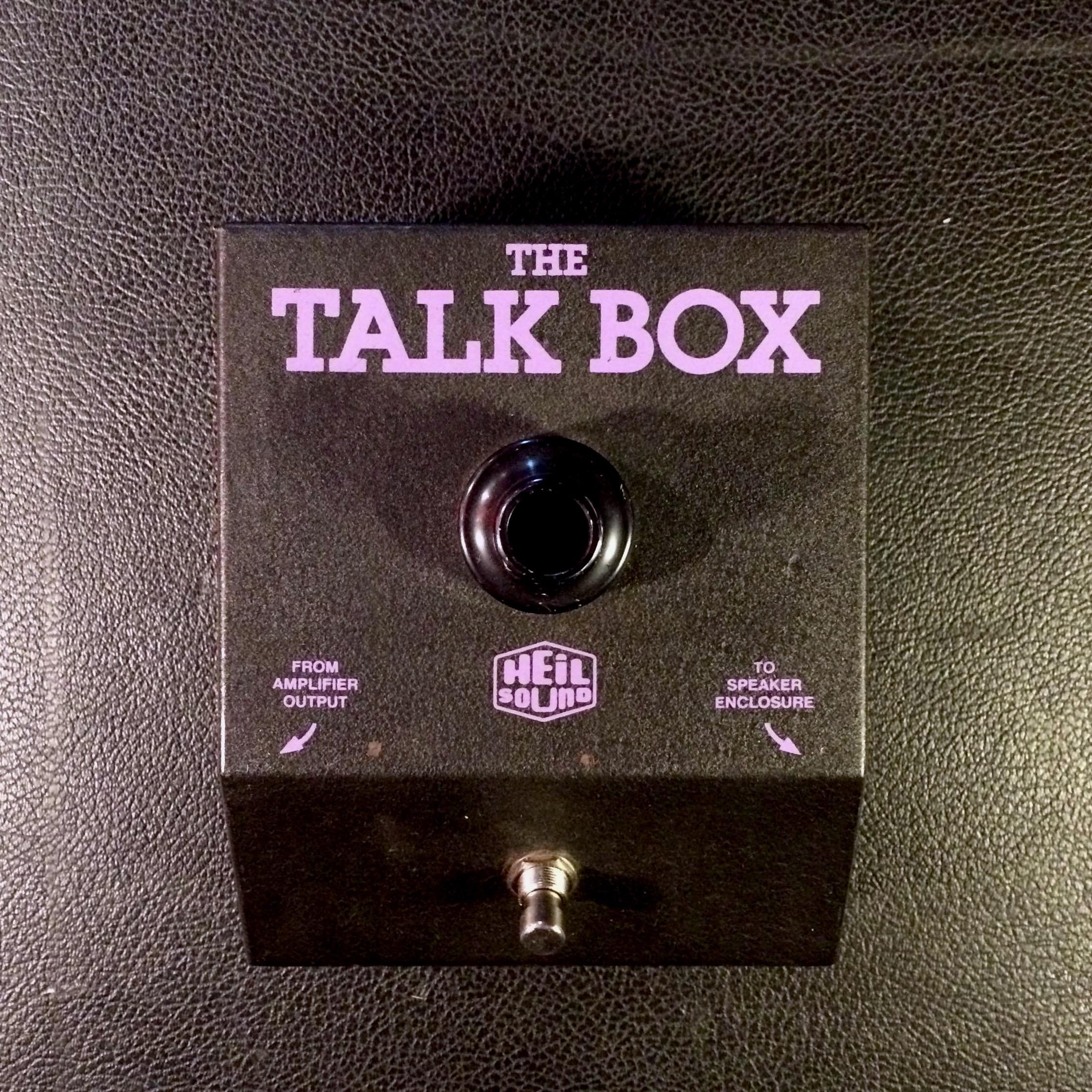 Hell Sound Talk Box