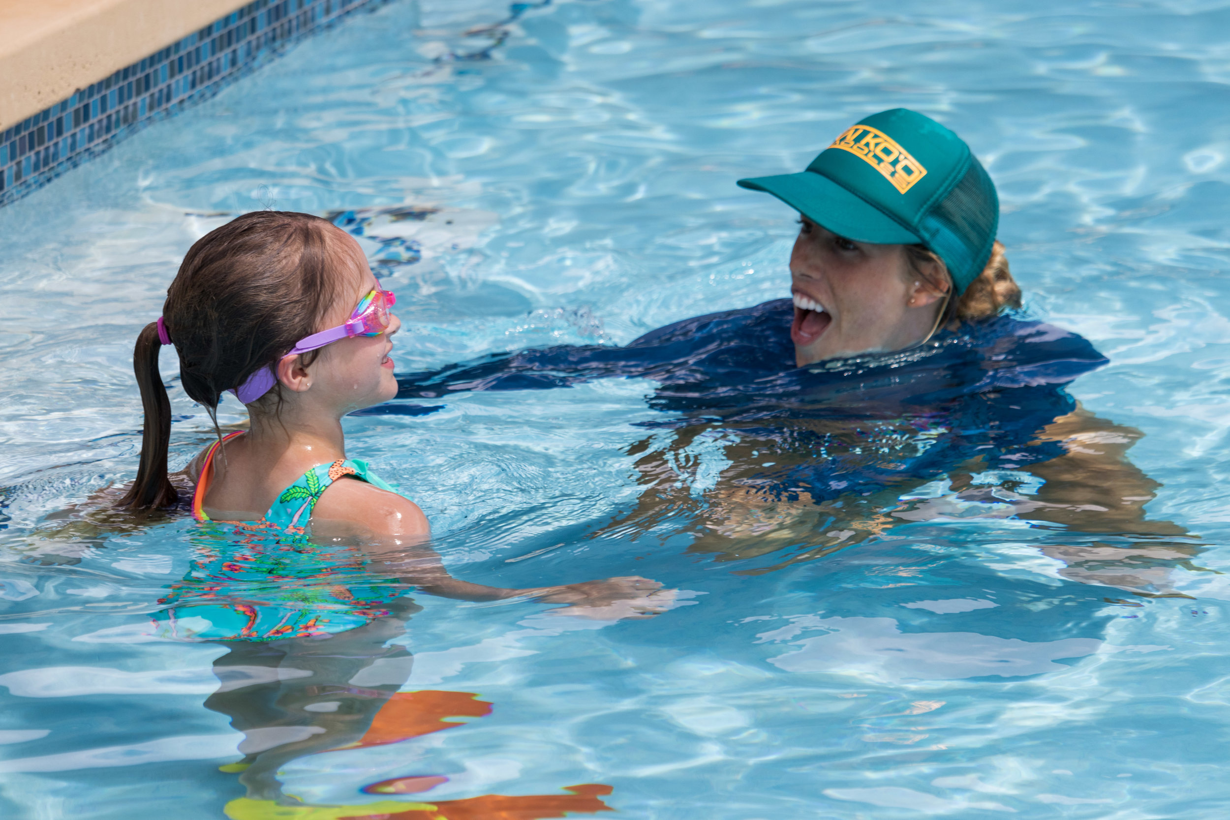 maui swim lessons instructor