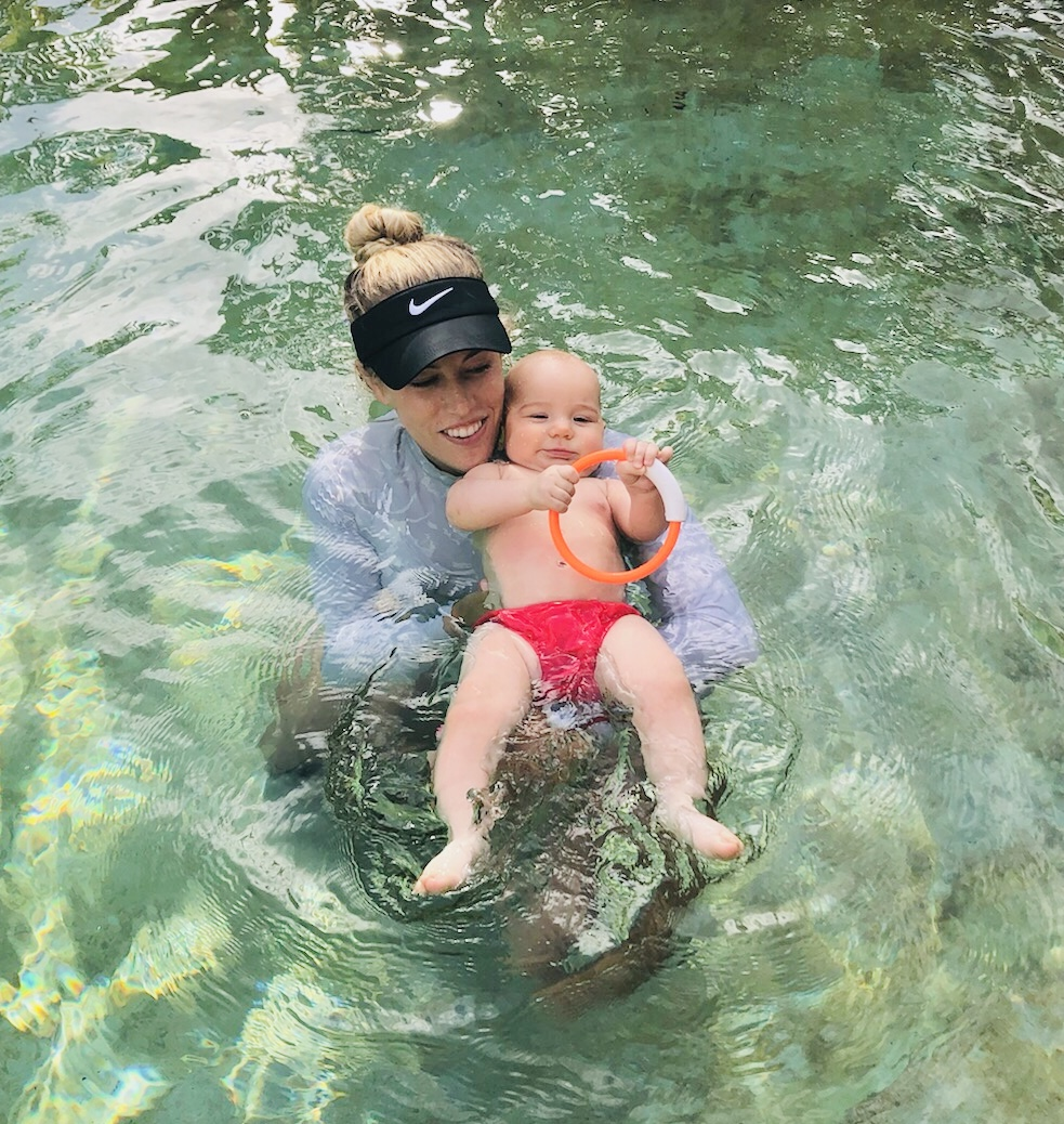 baby safety swim lessons maui
