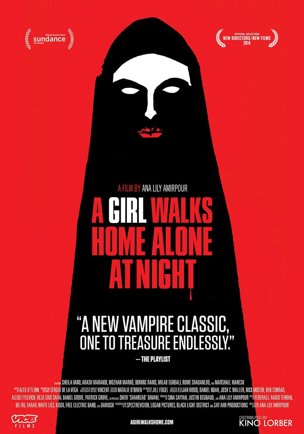 A girl walks home alone at night.jpg
