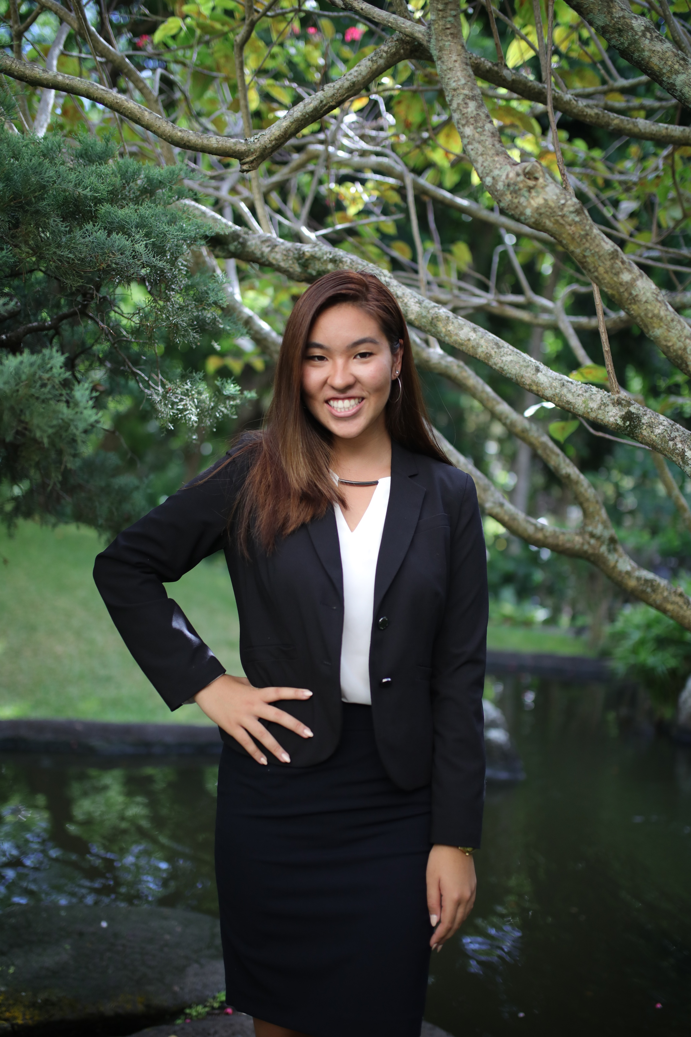 Taylor Pu'uohau - Officer Position of Interest: PresidentMy name is Taylor Pu'uohau and I'm currently a junior majoring in Biology and Public Health. I graduated from Kamehameha in 2016 and grew up in Palolo. I love to read, hang out with friends, go to the gym, and watch YouTube or Netflix in my free time! Upon graduating I would like to attend medical school and get my MPH. My passion is in helping underserved and disadvantaged communities so I would love to give back to those living in those populations in Hawaii in the future.Why are you interested in this position?PMA has always been an important aspect of my college career. I've gotten to expand my network of health professionals and it's where I met a lot of peers who I now consider life long friends. PMA has given me a lot of opportunities and I want to be able to give back to the club by serving on the board and making sure the club still thrives! I think that I could best give back by being President because of how passionate I am to make sure PMA does well. I also think that I have the dedication and accountability necessary to make sure everything is kept to the high standard that PMA upholds.If I were to be president next semester I think I would like to pursue the idea that was started this semester of making PMA a more inclusive organization. Hosting meetings between all the committee and board members can be really beneficial to the growth of PMA. With the amount of members we have, I think it would be helpful to get feedback and input from others to see what we can do better to help make being a member of PMA one of the most valuable experiences of our college lives.