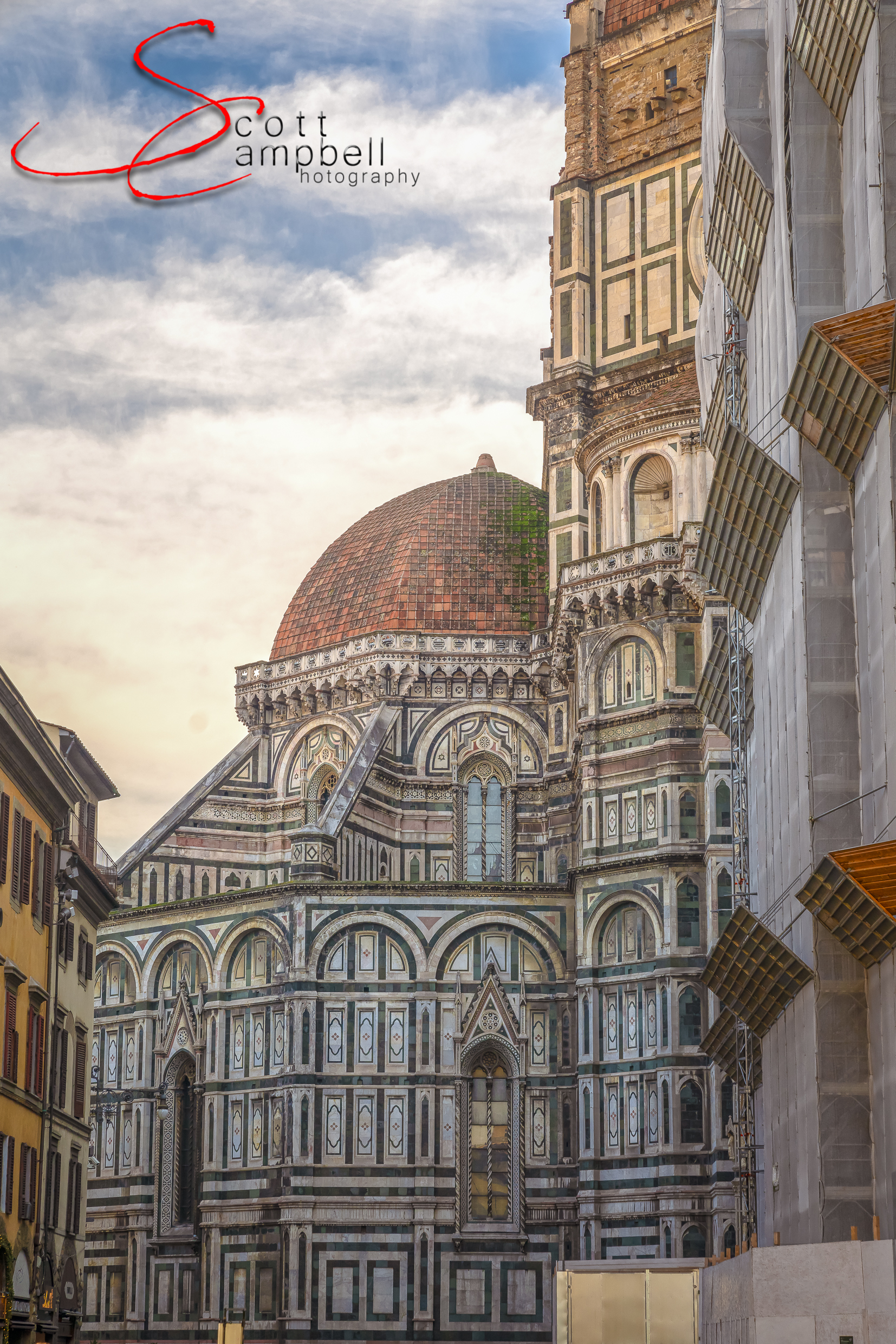 The Cathedral of Santa Maria Del Fiore