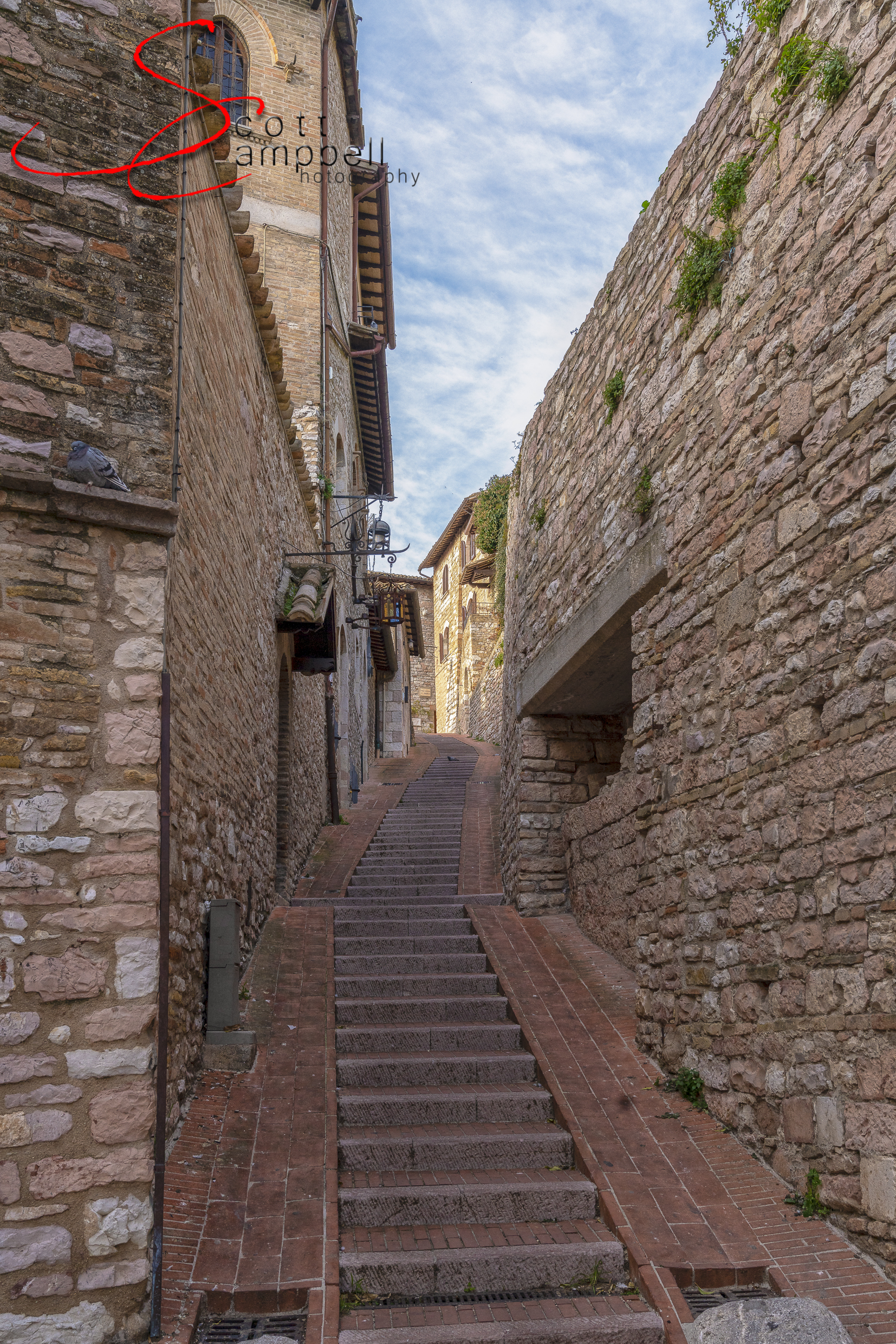 Buildings of Assisi