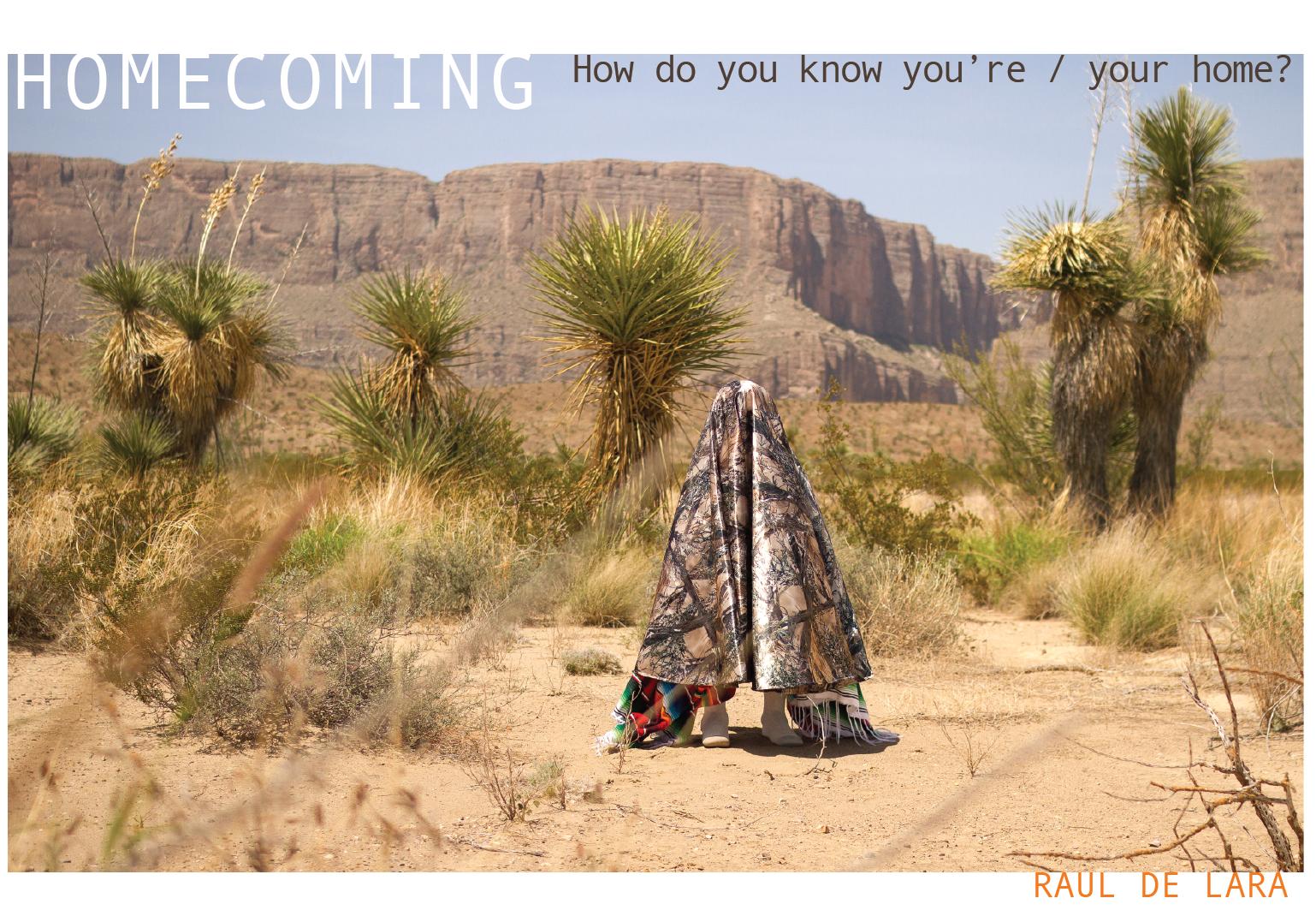 Raul de Lara - How do you know you're / your home?