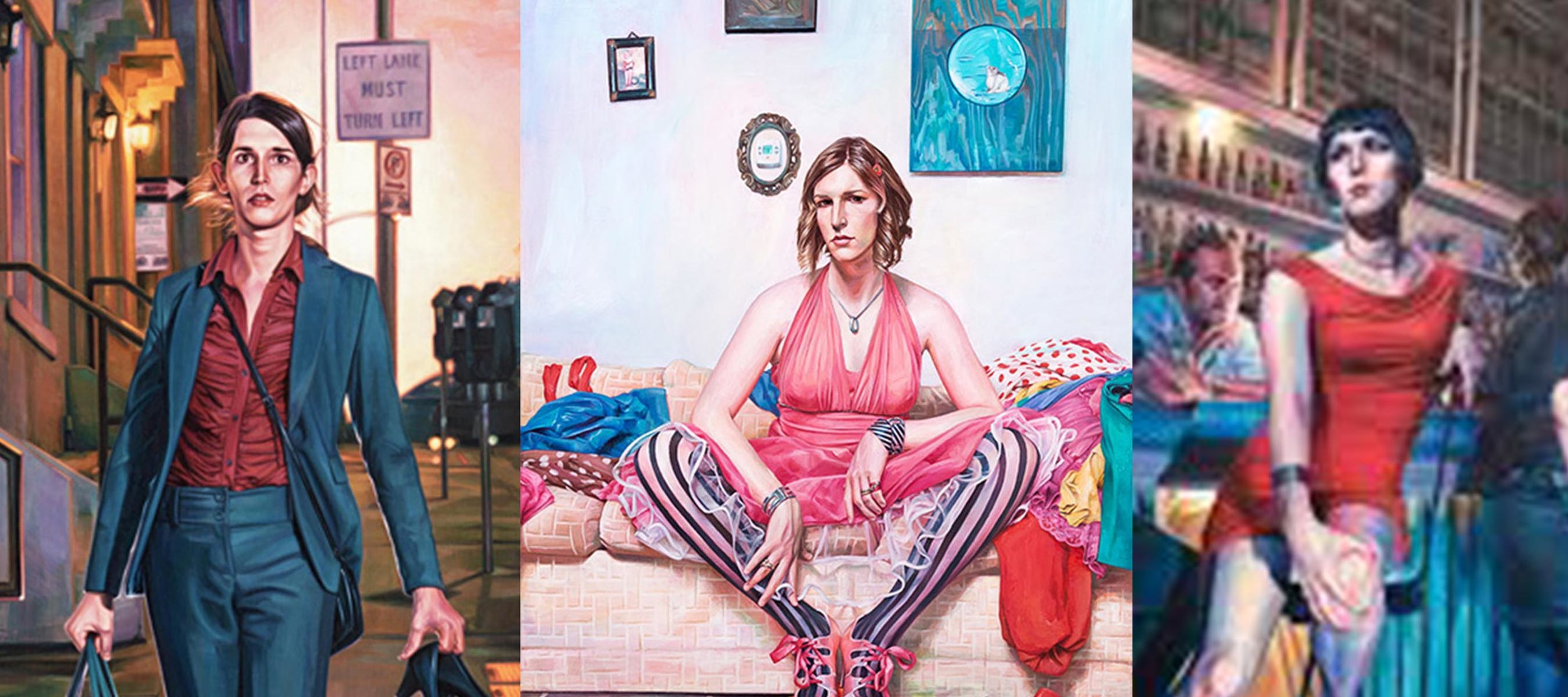 Drew Riley: Gender Portraits -