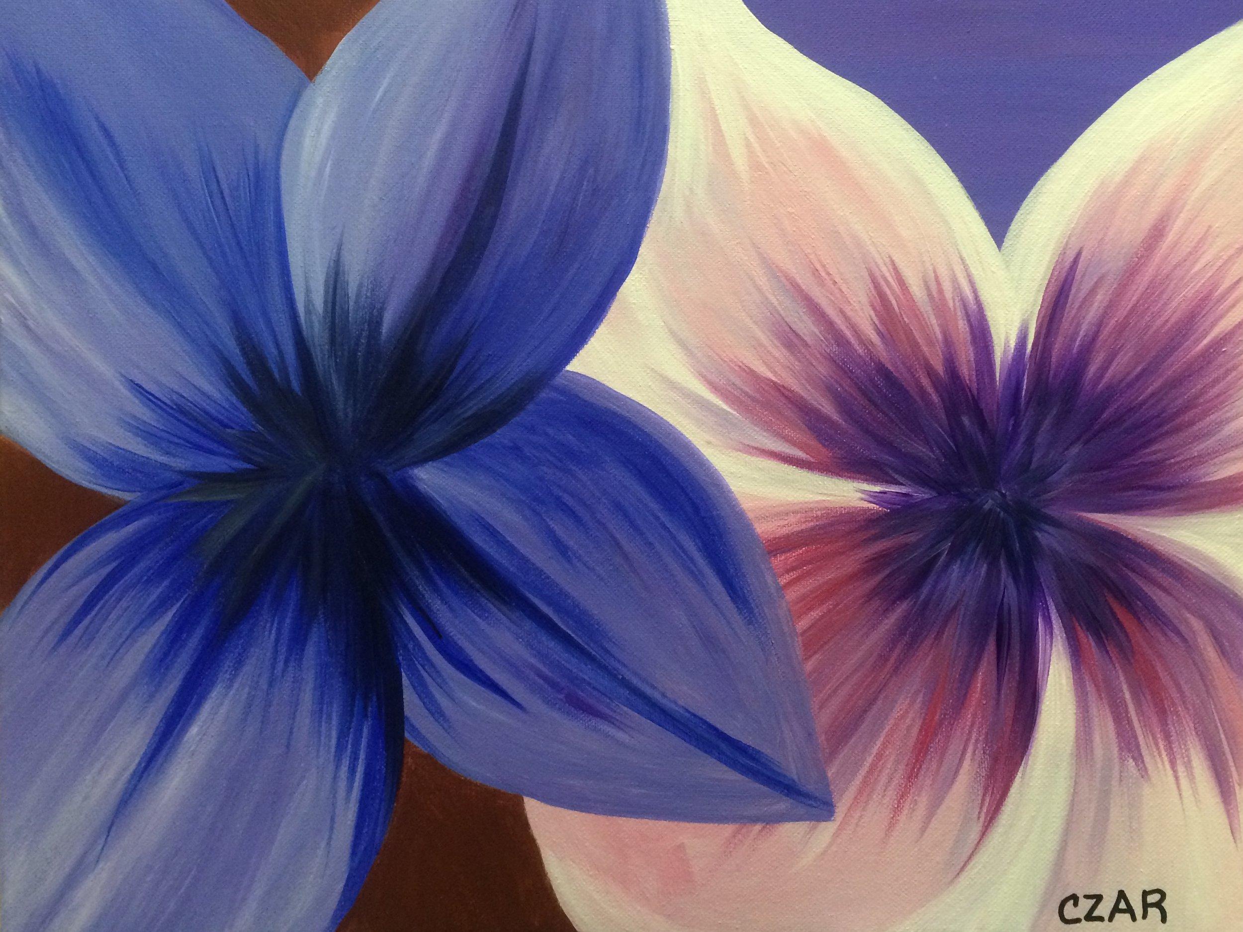 Spring Blossoms, Camp Simon Art Center