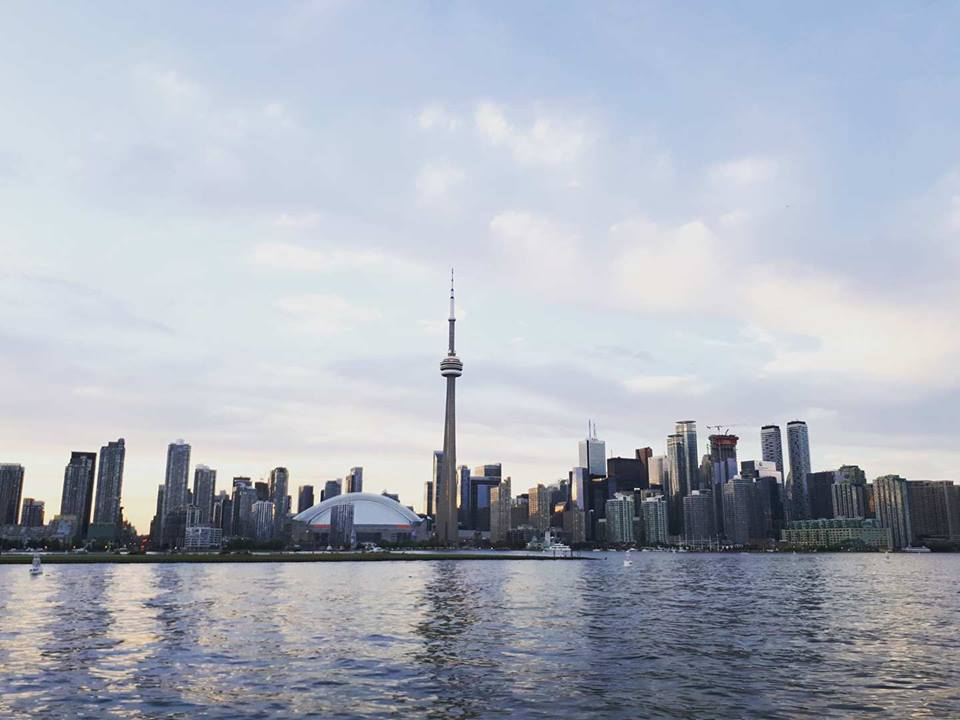 Taken from one of the island ferries