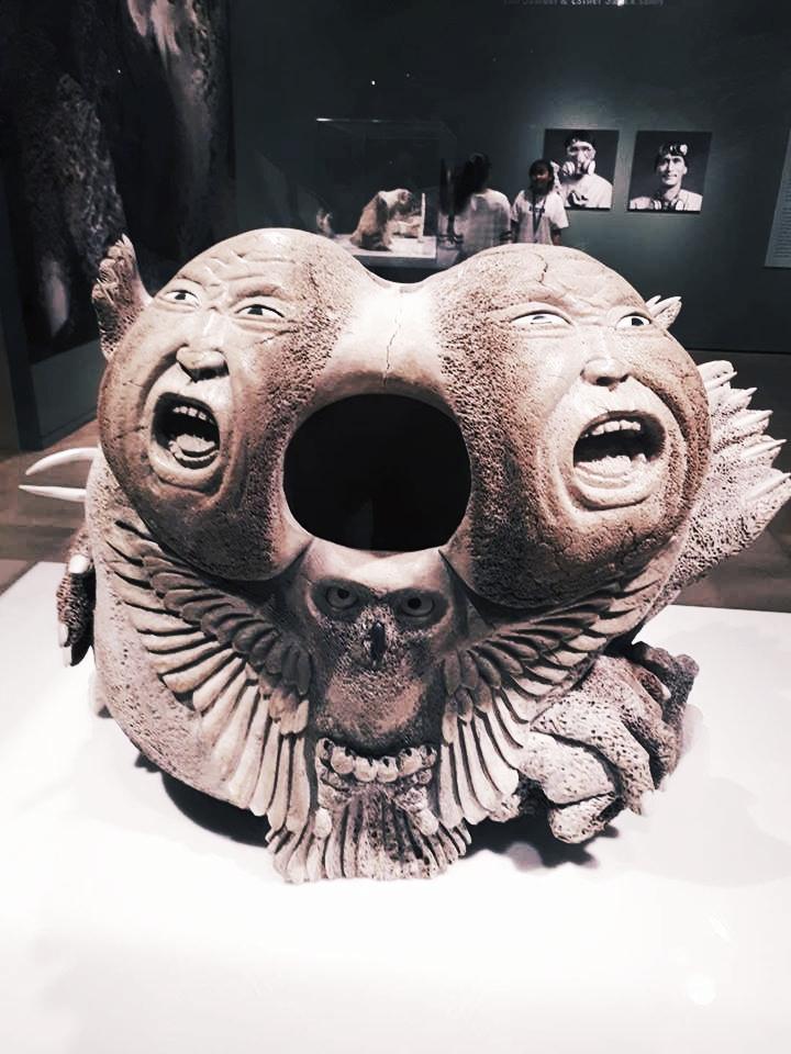 Creepy Art at The Art Gallery of Ontario