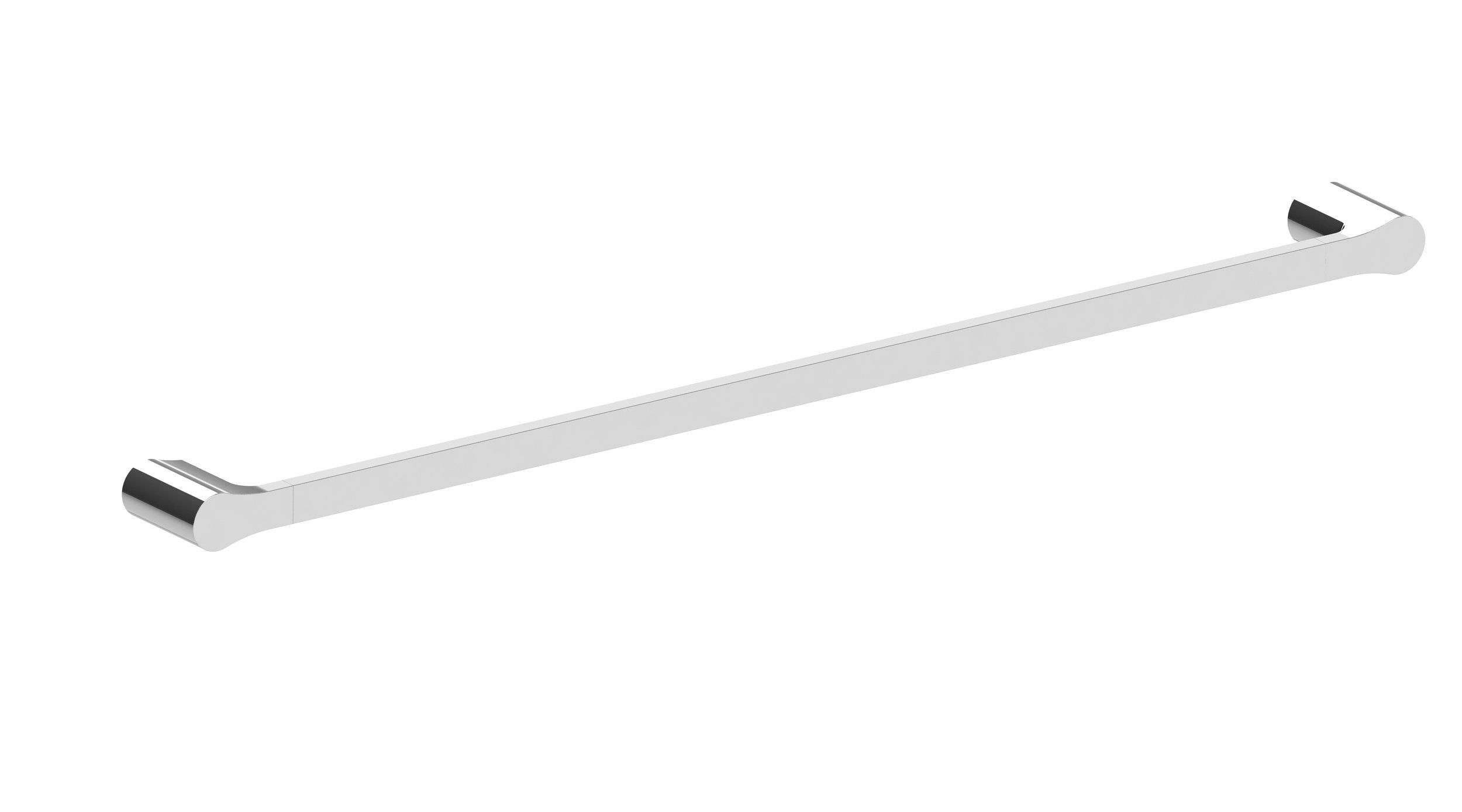Bassini Single Towel Rail
