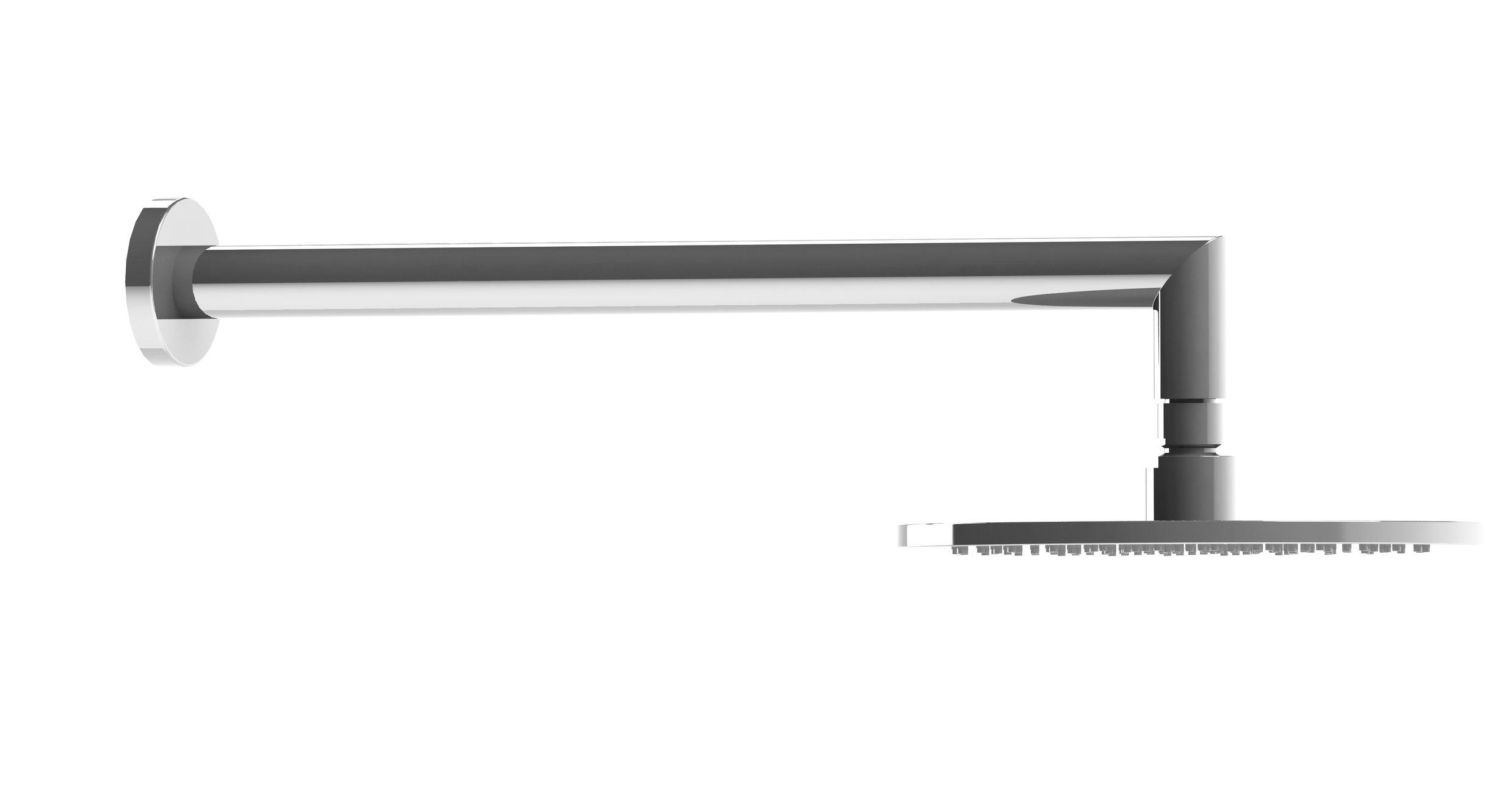 Bassini Overhead Shower 200mm