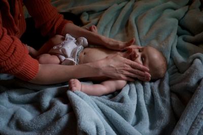 Infant massage moorhead fargo