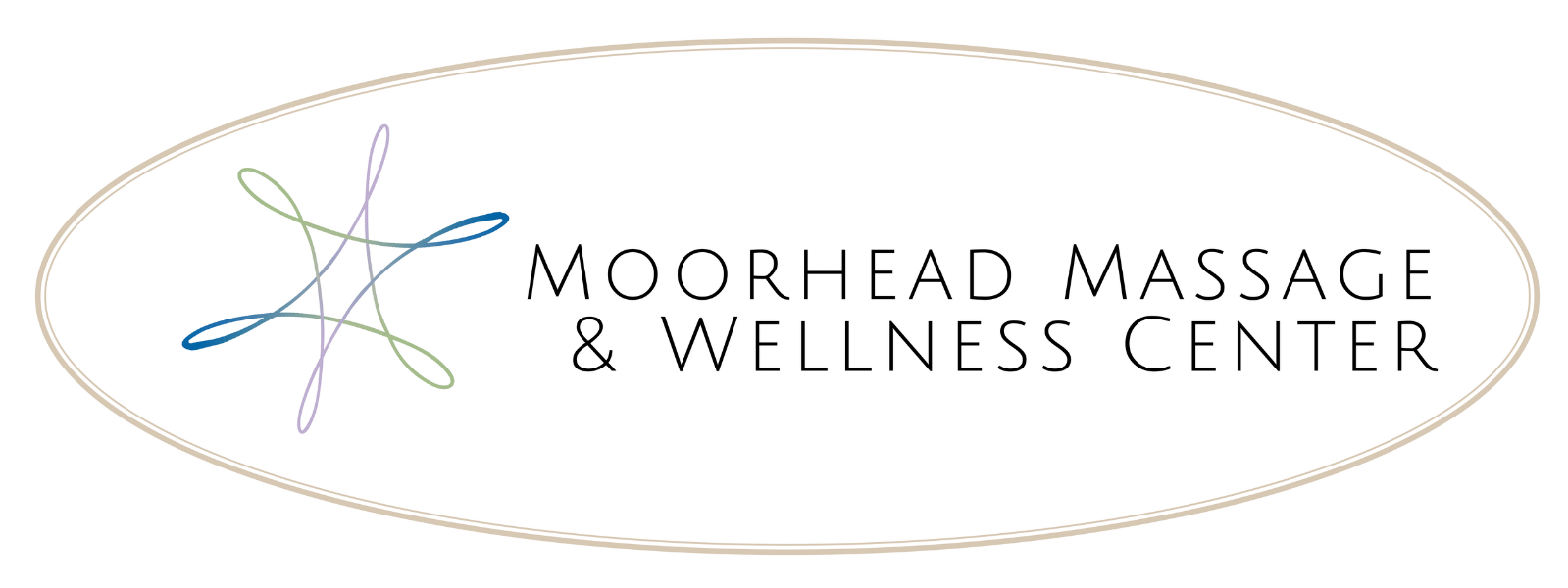 Moorhead Massage and WEllness Logo for massage and ayurveda and aromatherapy in fargo moorhead. As well as Yoga in fargo moorhead