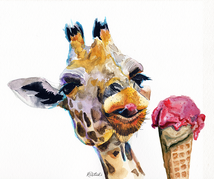giraffewithicecream_redstreake.png