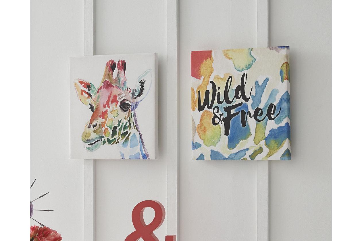 Wall art in Ashley Furniture