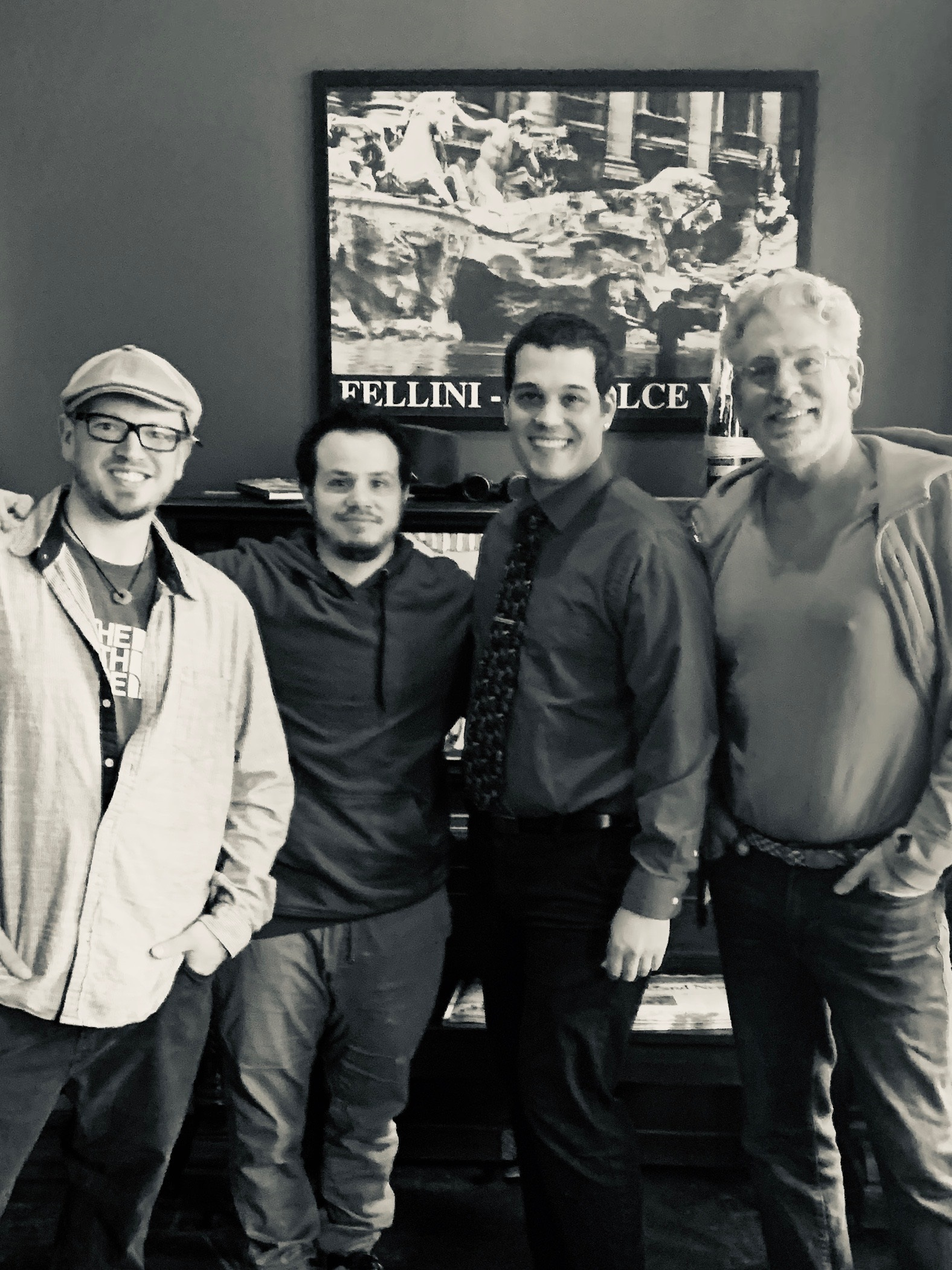 Changes at 3 Sisters… - Chef Tyler and I are pleased to announce that we have sold 3 Sisters to Cory Lope and Luca Caretti. This is a great opportunity for them to join the Habersham community!  We look forward to sharing Luca's food with you and we thank you for your support over the last three years.Cheers!Rick Slade
