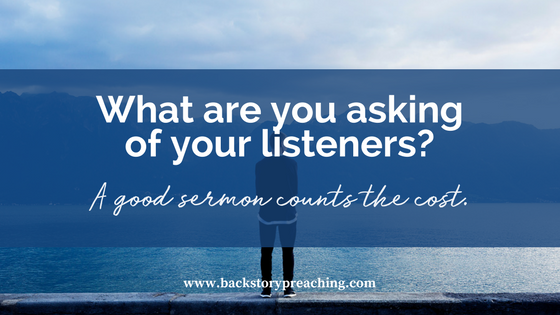 What are you asking of your listeners count the cost.png