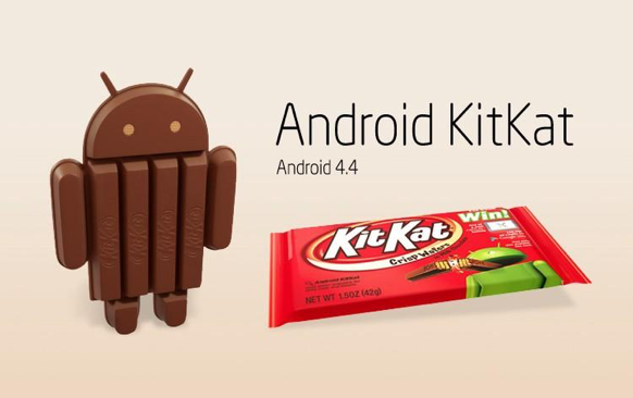 android kit kat cross-promotion