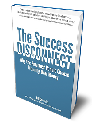 the success disconnect bill connolly
