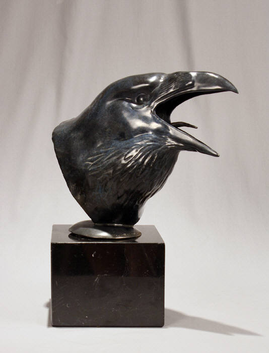 Raven Proclaiming