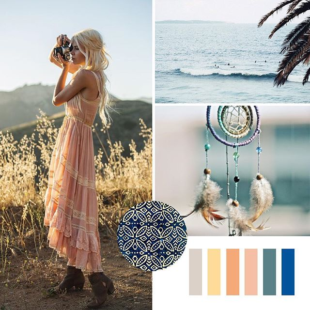 Summer always has a way to bring out your inner bohemian, doesn't it?! This week's #moodboardmonday is dedicated to the free spirit in all of us - with tanned skin, salty hair, comfy clothes and good vibes! #shopify #shopifyexperts #shopifyhandmade #shopifypics #shopifystore #risingtidesociety #creativepreneur #creativebiz #mycreativebiz #webdesign #websitedesigner #branddesign #etsystore #etsyseller #etsysellersofinstagram #mompreneur #momtrepreneur #shopsmall #shoponline #smallbiz #smallbizlife #squarespacedesigner #squarespace #squarespacedeveloper #branding #branddesign
