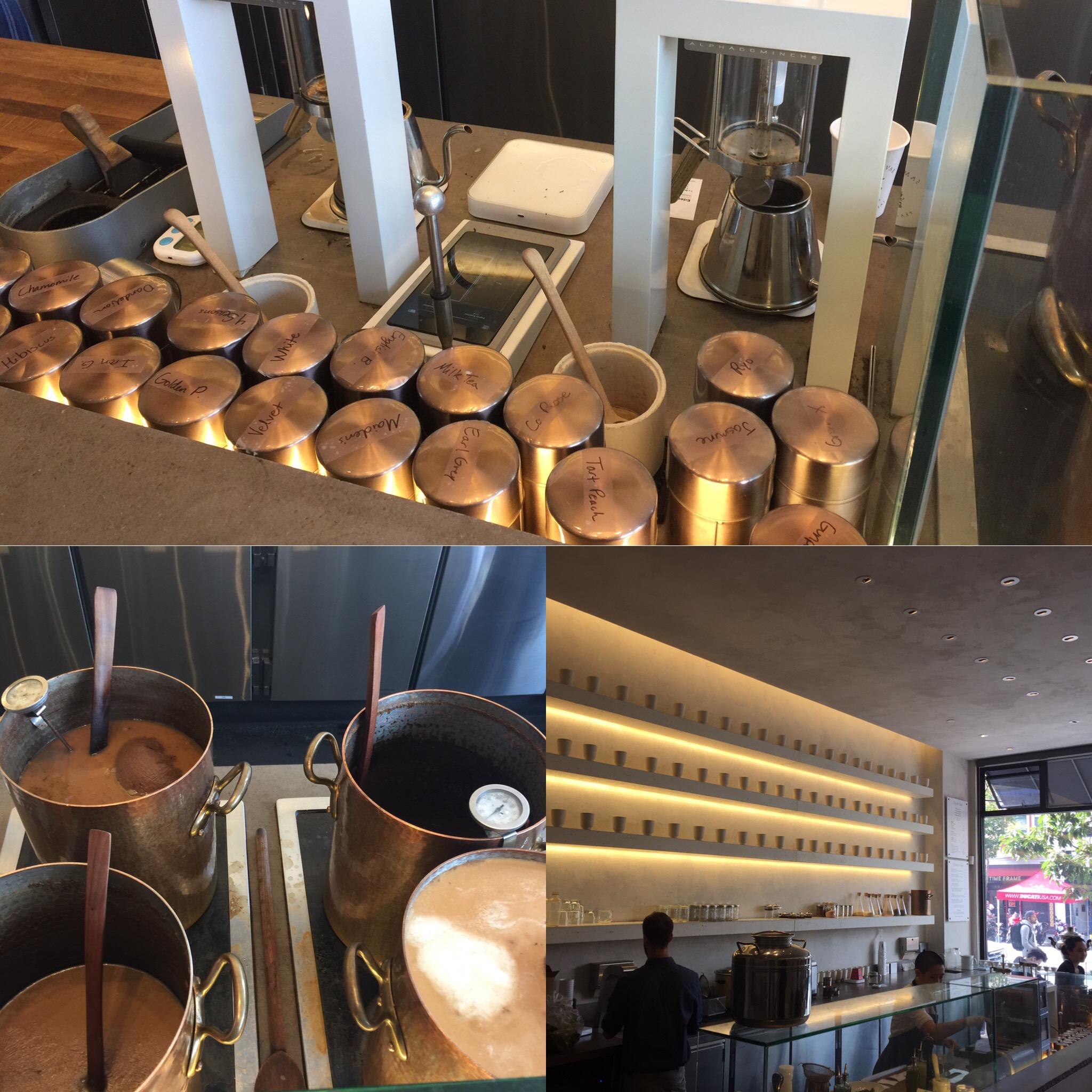 Samovar Tea & Chai in San Francisco