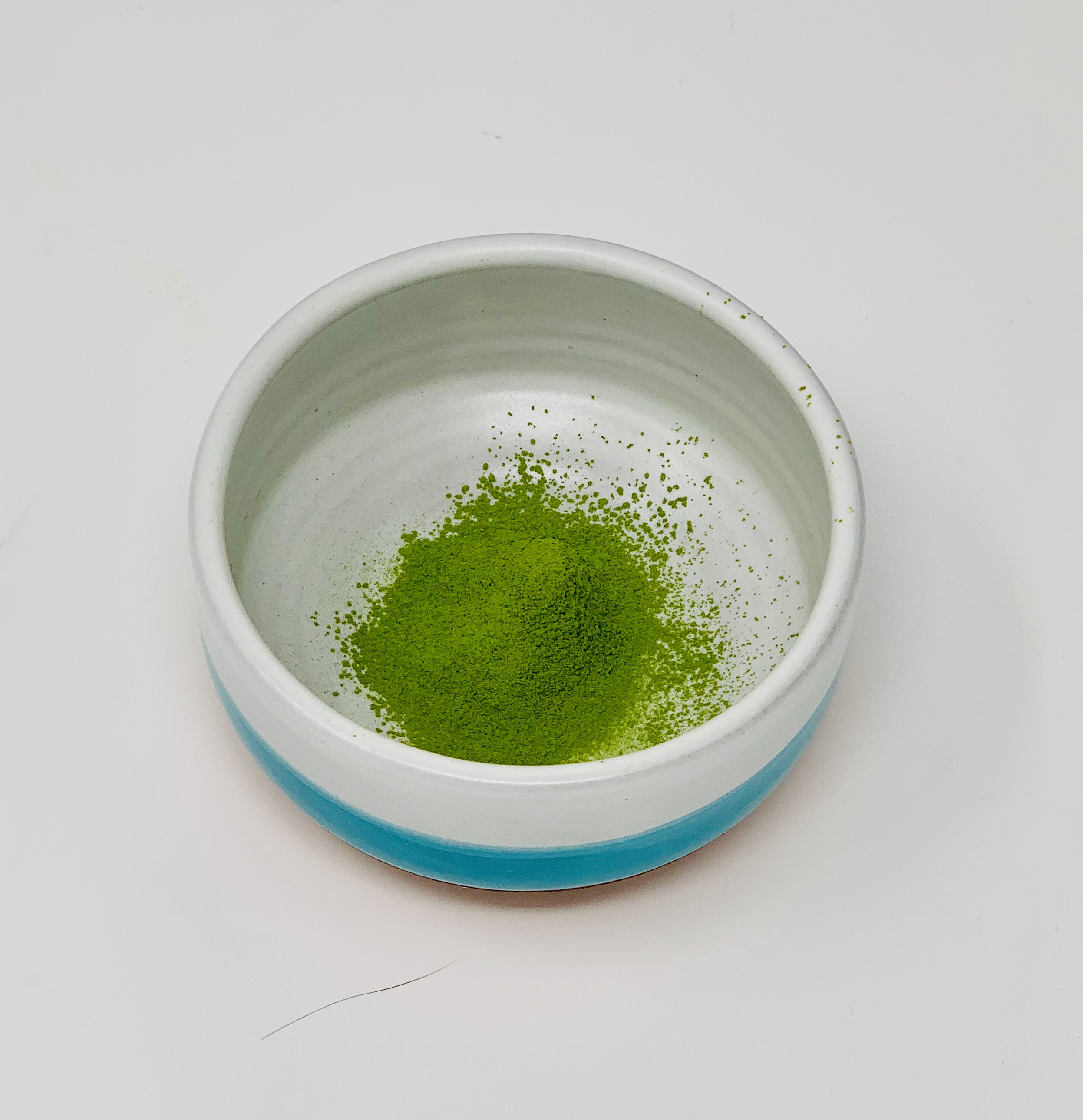 Sifted matcha from  CAP Beauty