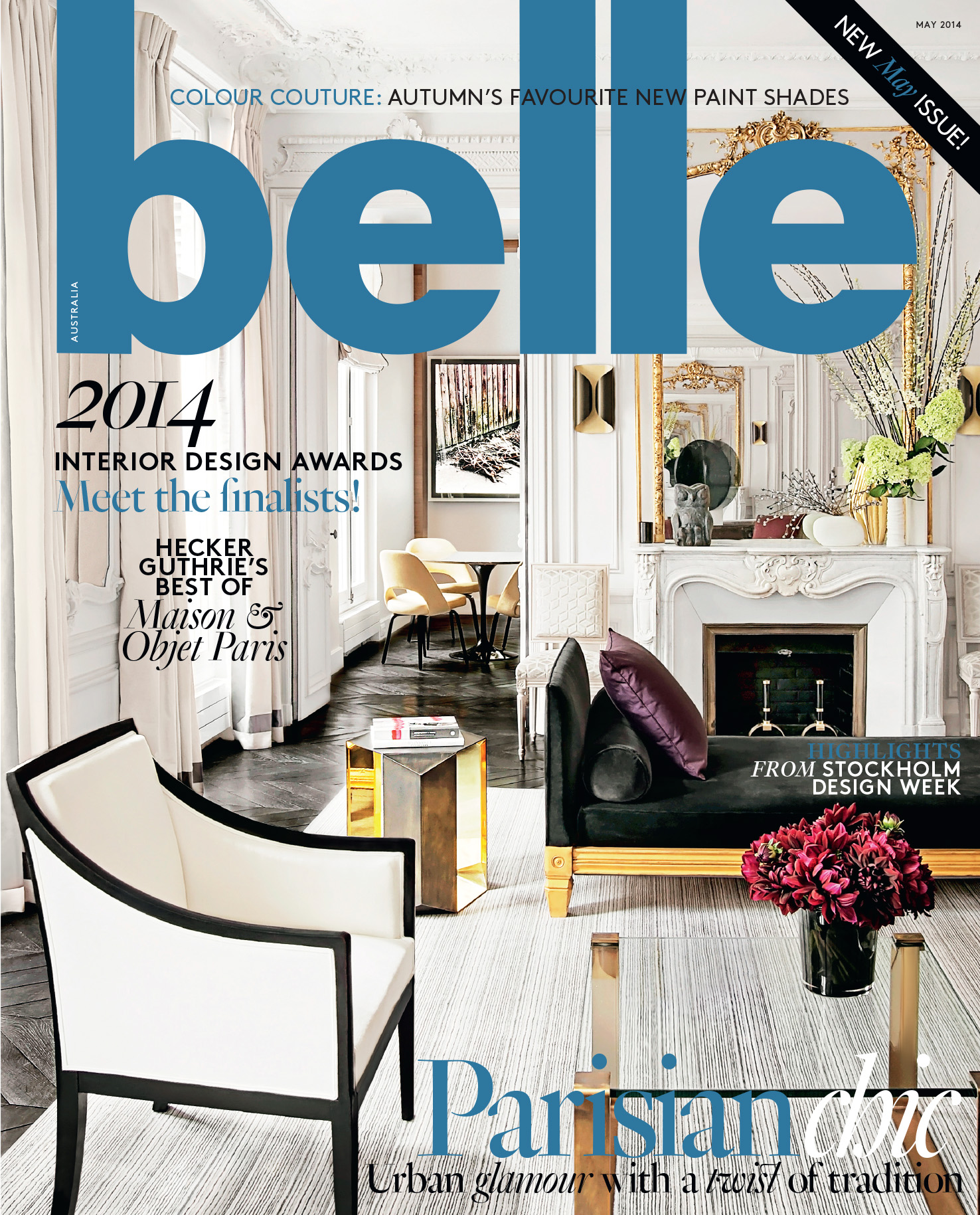 Belle May 2014, Cover.jpg