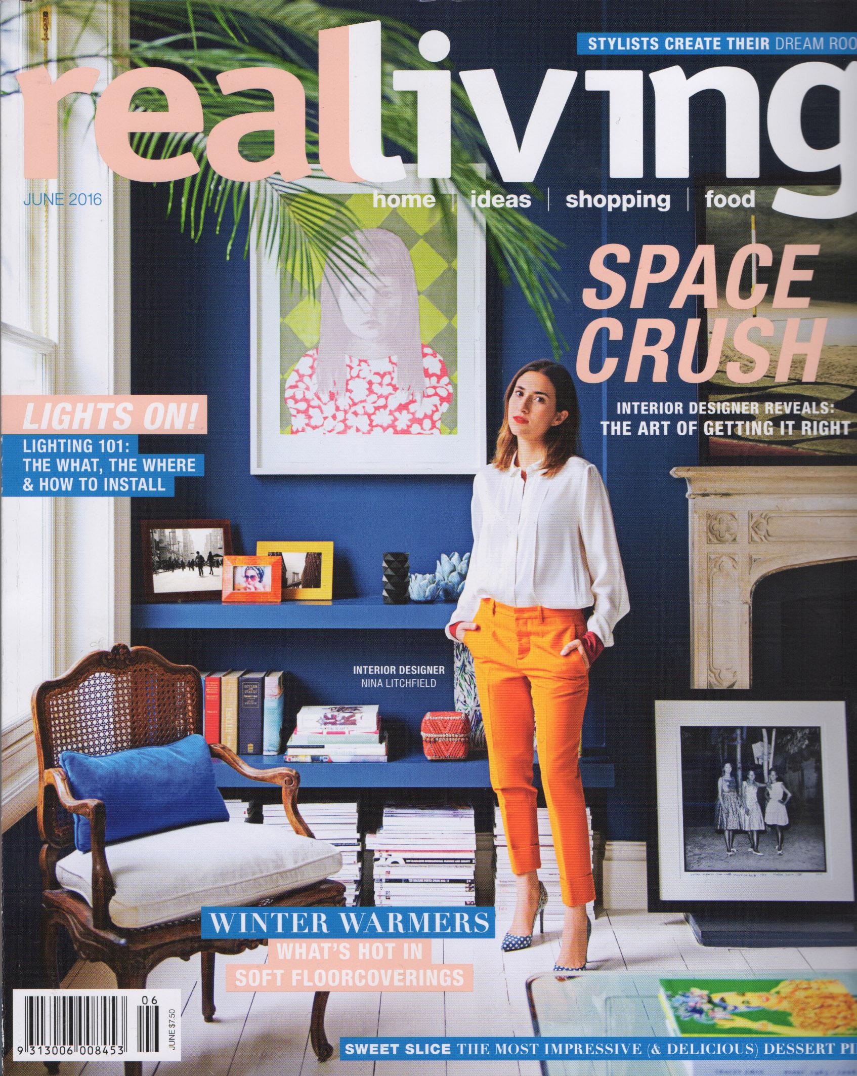 Ilanel - Real Living - June - Cover.jpg