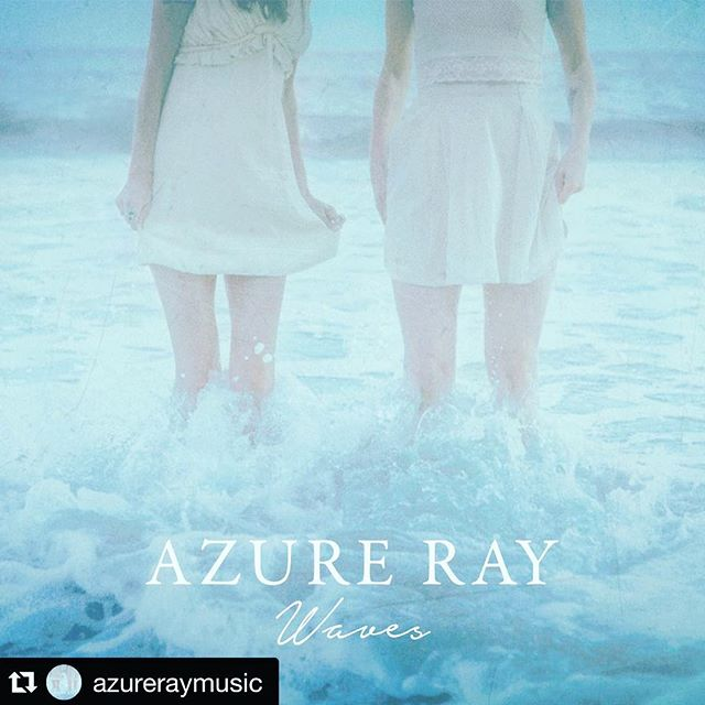 "Proud to have worked on this with @mariataylor1111 & @orendafink ! Congrats to @azureraymusic & @flowermoonrecords! ❤️❤️❤️ ・・・ ✨ HAPPY RELEASE DAY! ✨ Waves is out today on @flowermoonrecords! 🌊🌊🌊 Available on streaming services world wide & a limited number of 7"" inches [link in bio] 🌊🌊🌊 #azureray #flowermoonrecords #waves #mariataylor #orendafink"