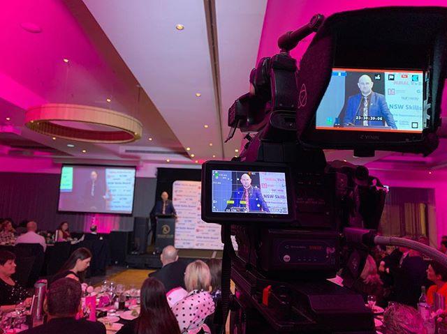 2019 NSW Training Awards  #riverina #nswtraining #seeingdouble #australianapprenticeoftheyear #mayflymedia
