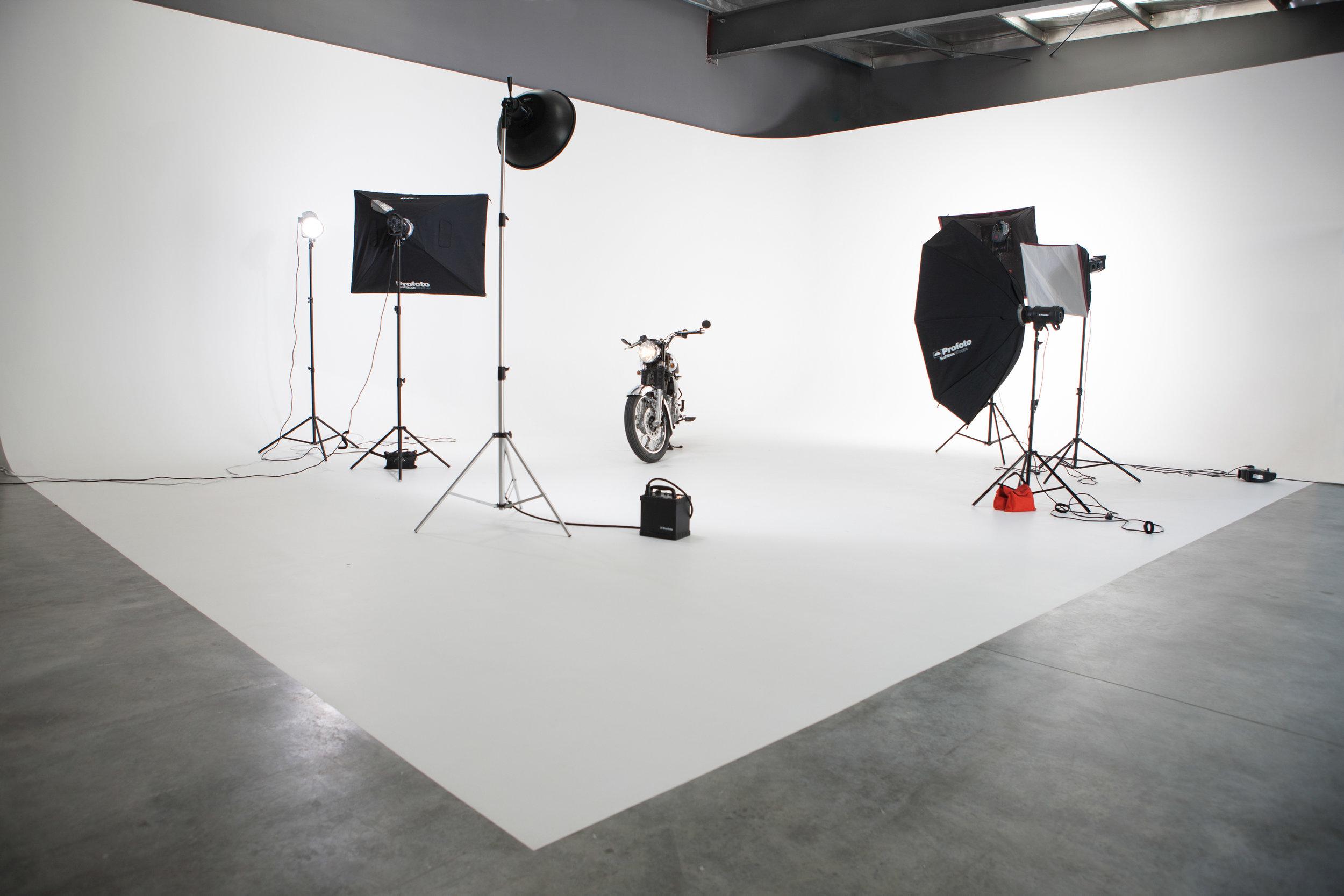 8th Street Studios -  Studio A 6 -bike.JPG