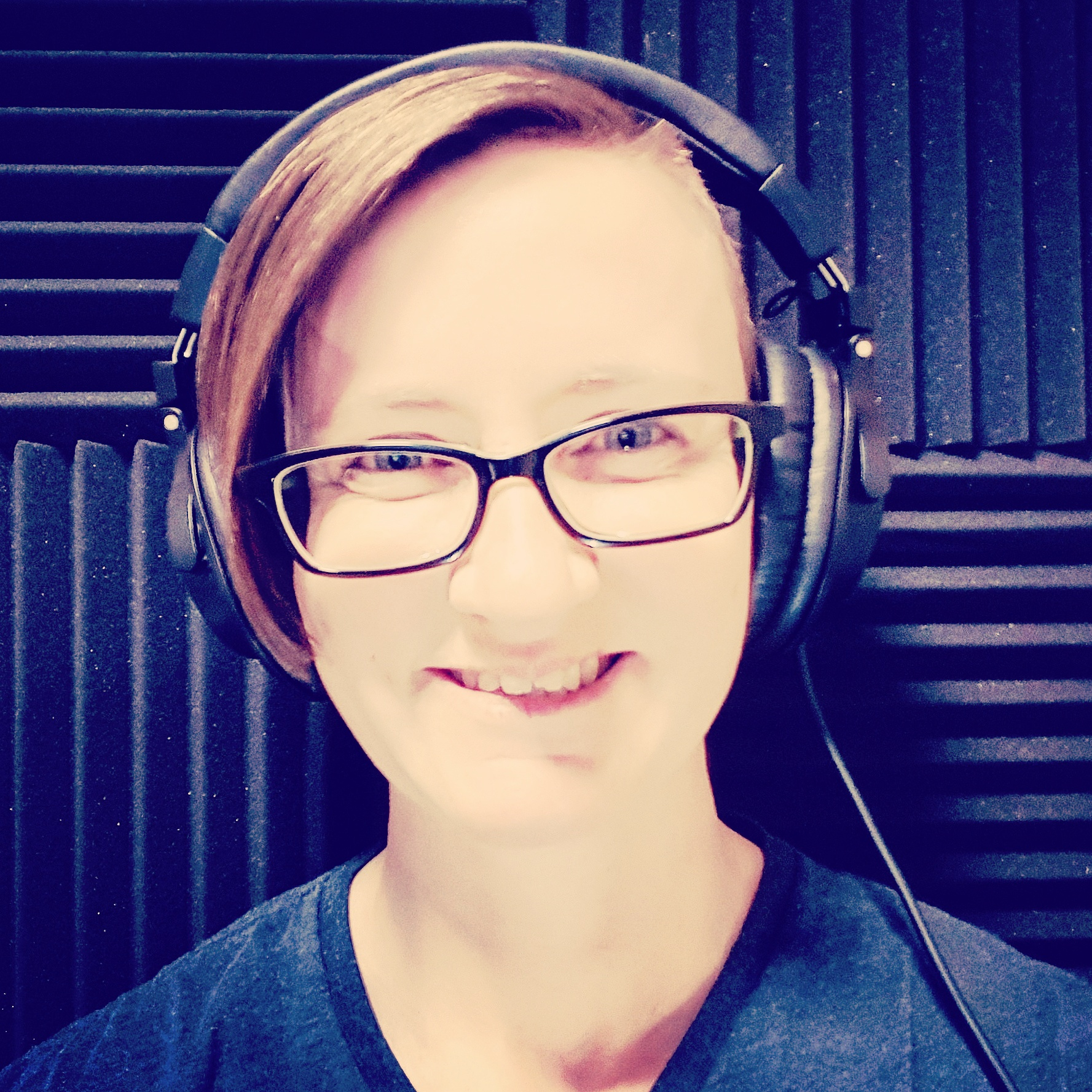 The Audio Flow Audiobook Interview - Talking about lesfic, audiobooks, and my current release in particular, Ghost of a Chance by Natalie Vivien - and having a veritable TON of fun while doing it!