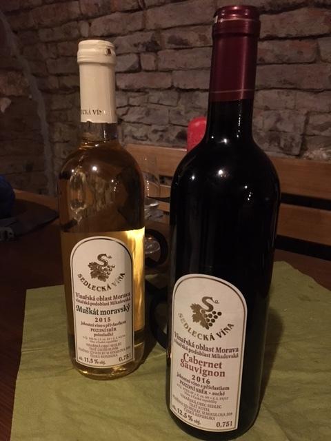 Wine in Czech Republic