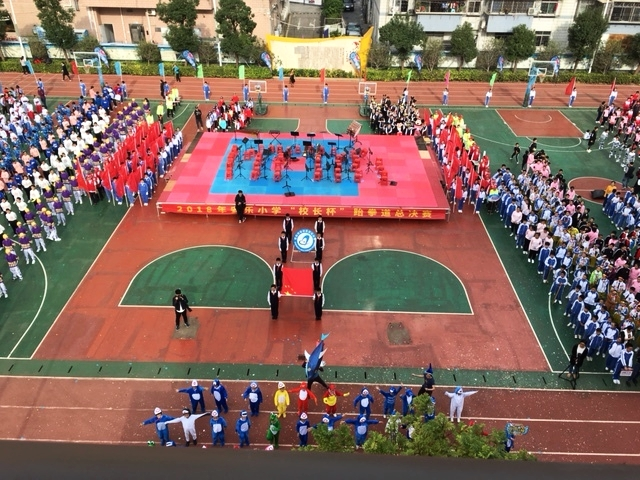 Sports Day at my school-- a traditional celebration of sports!