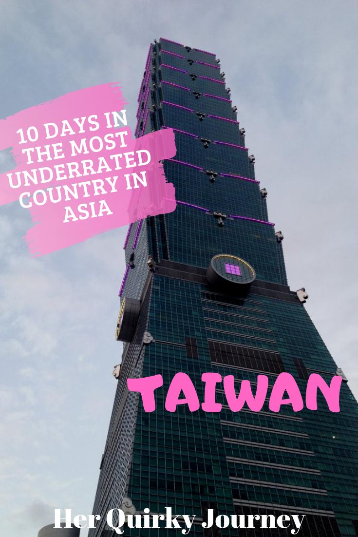 10 Days in Taiwan