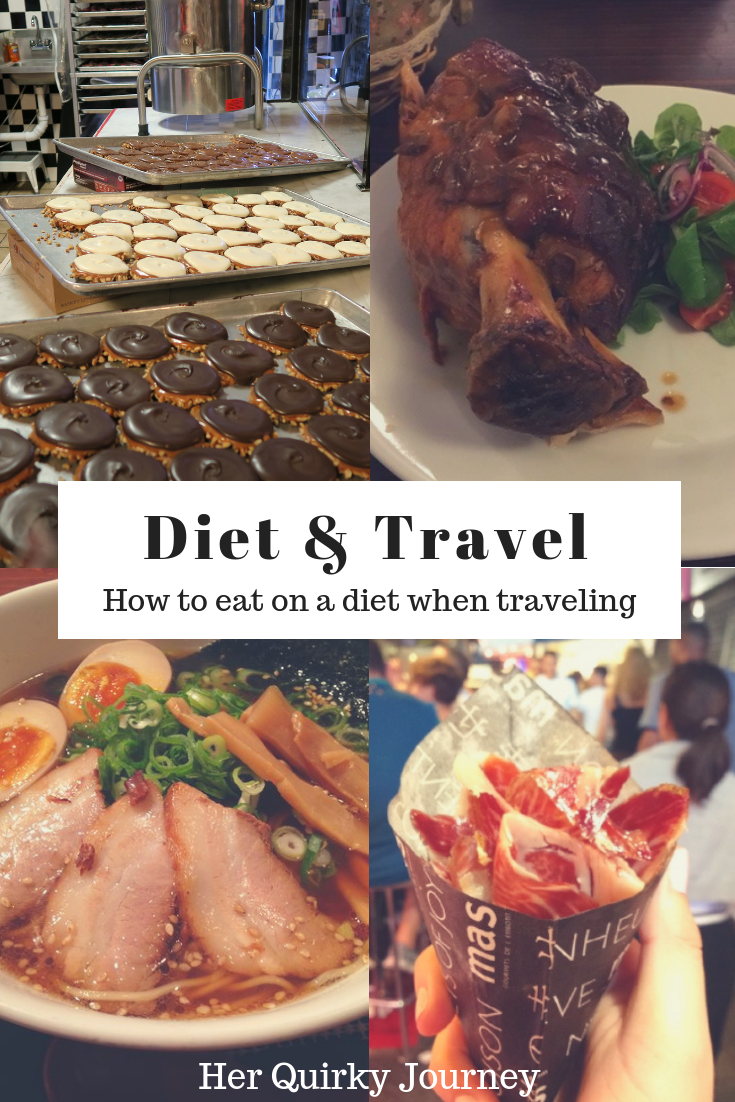 Diet and travel