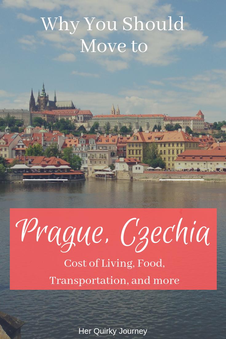 How to Move to Prague, Czechia