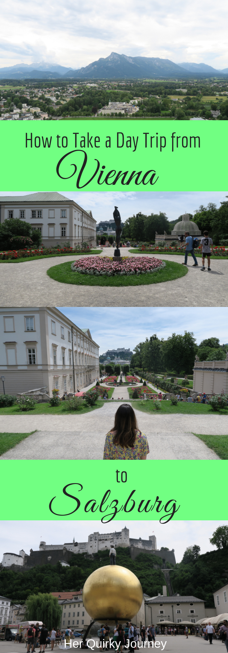 Day trip to Salzburg, Austria