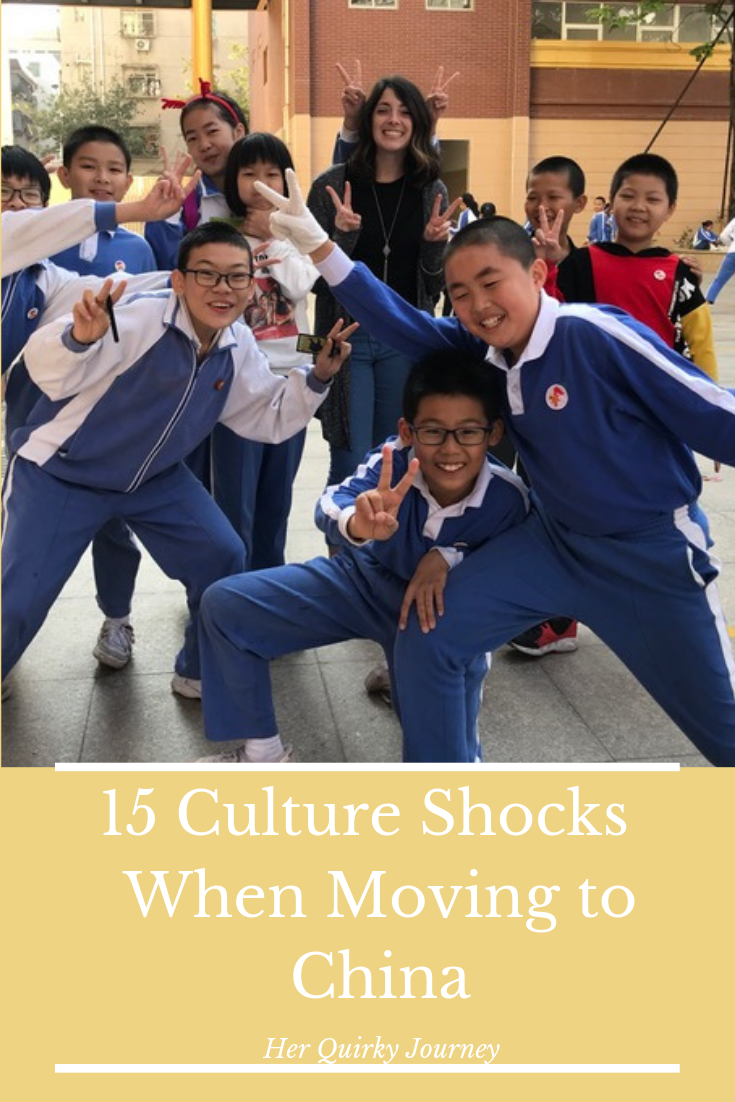 15 Culture Shocks When Moving to China