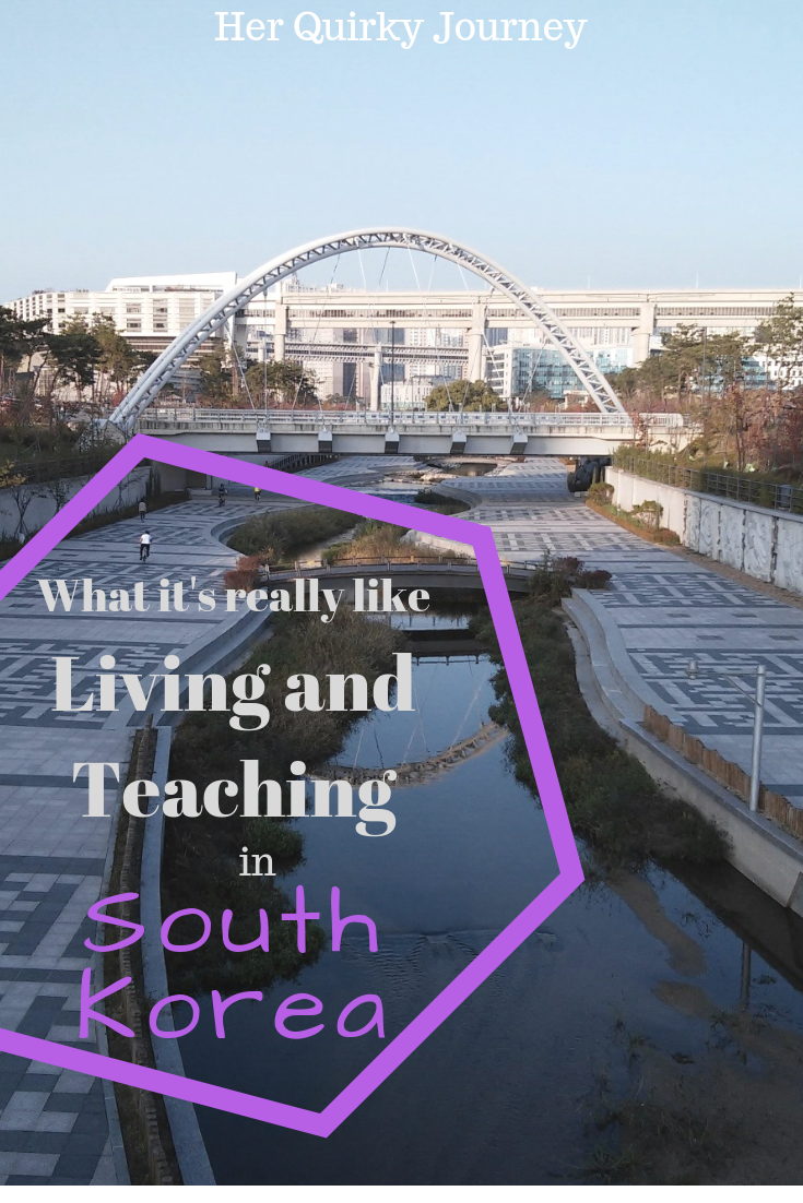 Living and Teaching in South Korea