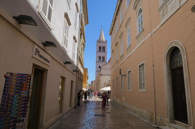 St Mary Church and Monastery Zadar