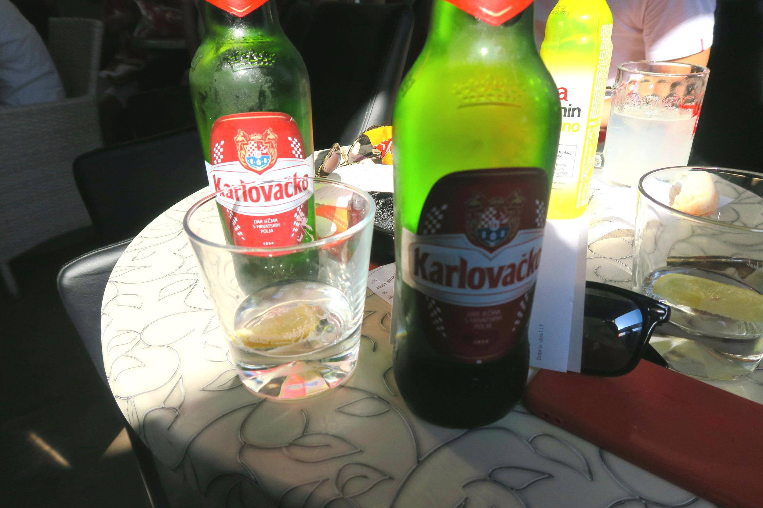 Beers in Croatia