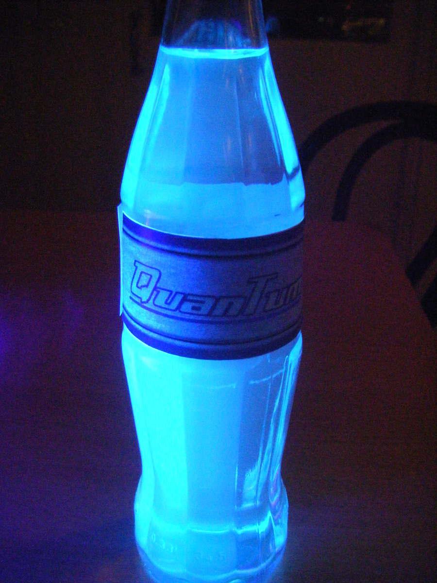 Tonic i UV-ljus