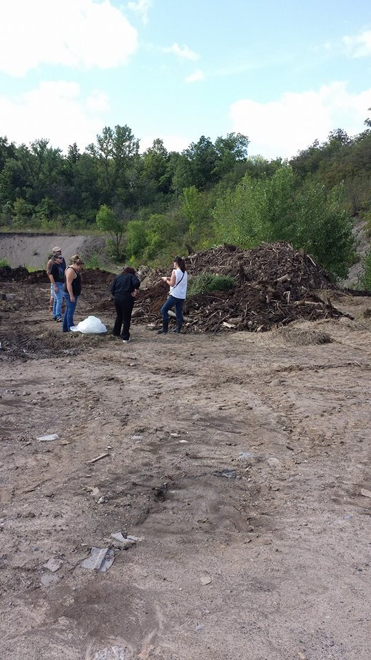 Protectors of Mother Earth with Compost pile.jpg