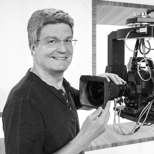 Live-Kameramann für SRF Ausbildner Kameraleute bei tpc