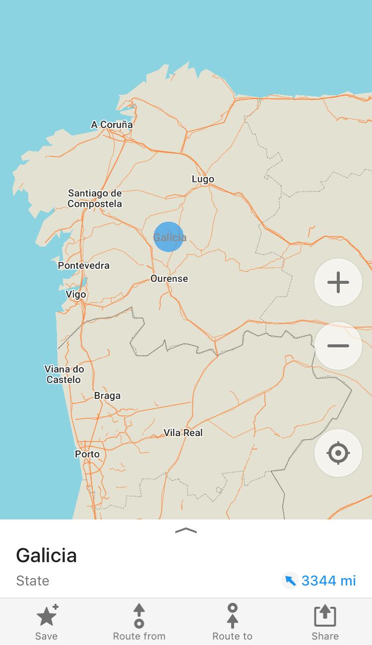 Looks like google maps or something similiar.