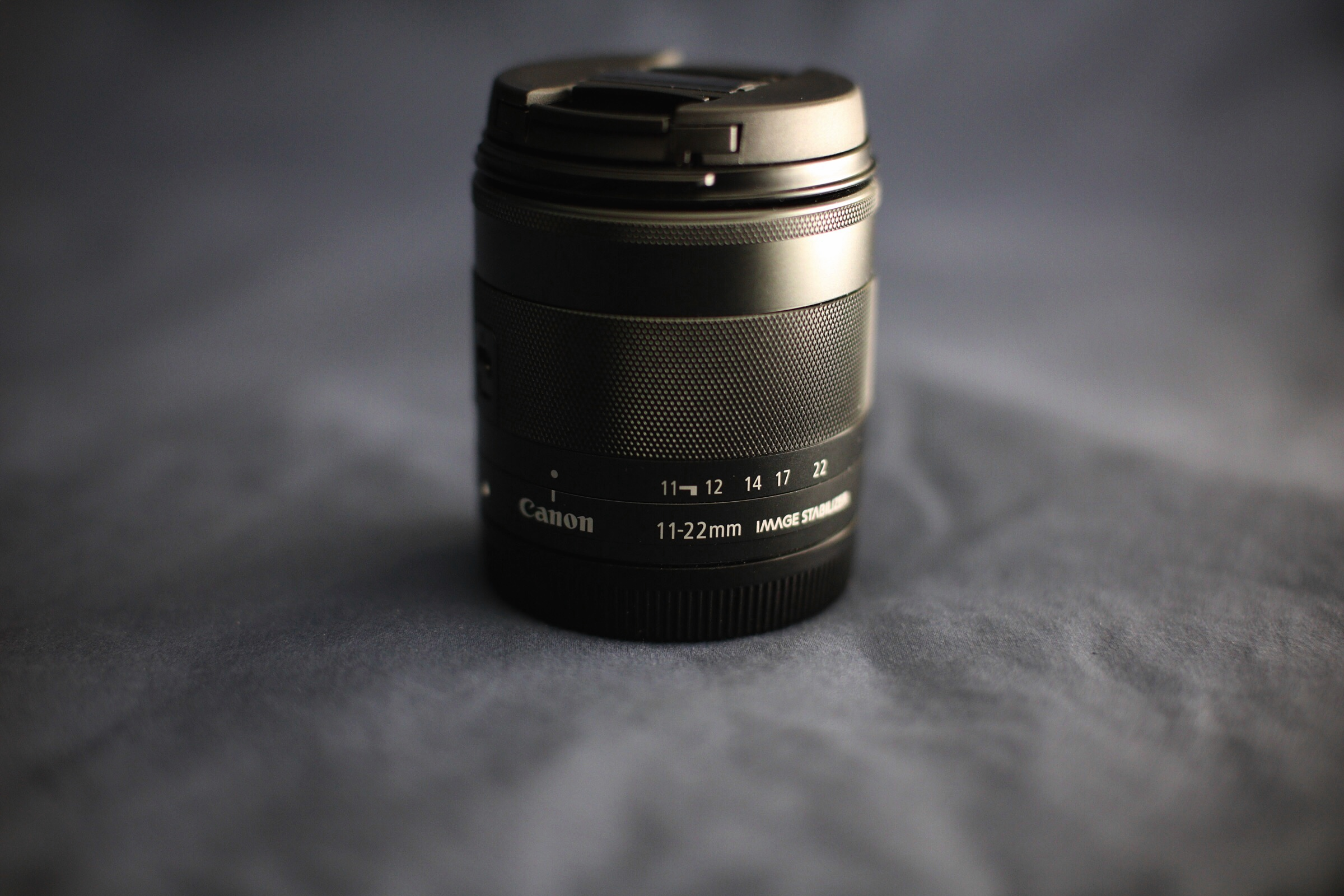 The EF-M 11-22mm IS lens is one of the best preforming lenses in the EF-M lineup.